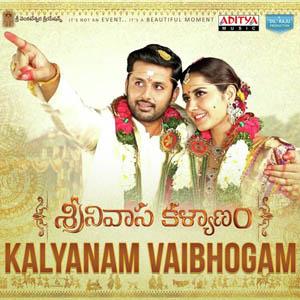 Kalyanam Vaibhogam Lyrics - Srinivasa Kalyanam
