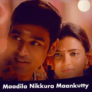 Maadila Nikkura Maankutty Lyrics - Vada Chennai