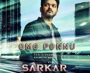 OMG Ponnu Lyrics - Sarkar