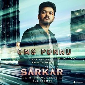 OMG Ponnu Lyrics - Sarkar