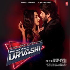 Yo Yo Honey Singh Urvashi Song Lyrics