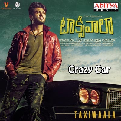 Crazy Car Lyrics -Taxiwaala