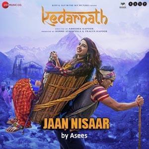 Jaan Nisaar Song Lyrics by Asees