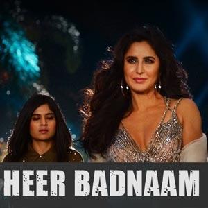 Heer Badnaam Lyrics - Zero