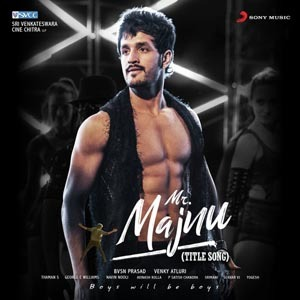 Mr. Majnu Title Song Lyrics - Mr. Majnu