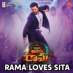 Ram Loves Sita Lyrics - Vinaya Vidheya Rama