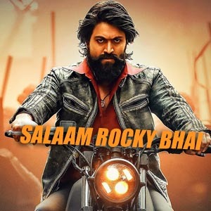 Salaam Rocky Bhai Lyrics - KGF