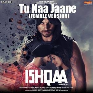 Tu Na Jaane Female Version Lyrics - Ishqaa