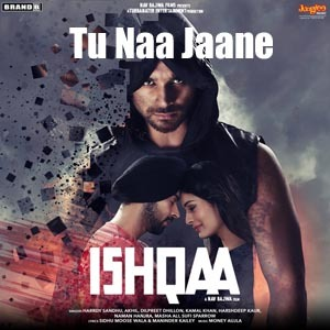 Tu Na Jaane Lyrics - Ishqaa
