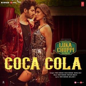 Coca Cola Lyrics - Luka Chuppi