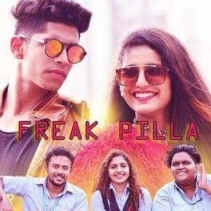 Freak Pilla Lyrics - Lovers Day | Priya Prakash Varrier | Roshan Abdul