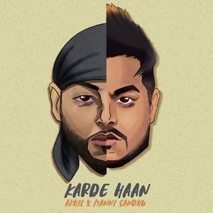 Karde Haan Lyrics - Akhil