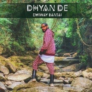 Dhyan De Lyrics -