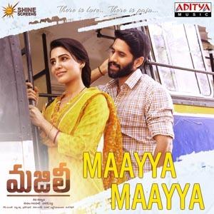 Maayya Maayya Lyrics - Majili