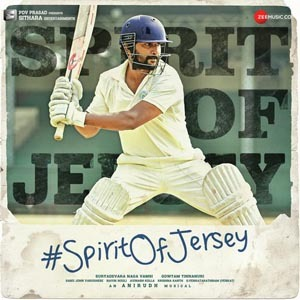 Spirit Of Jersey Lyrics - Jersey