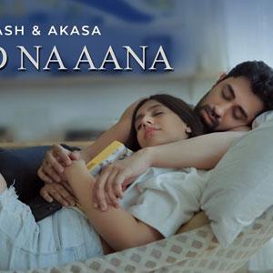Yaad Na Aana Lyrics -